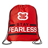 Nikki Bella Stay Fearless WWE Drawstring Bag