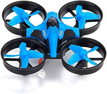 GEEDIAR® JJRC H36 Mini UFO Quadcopter Drone 2.4G 4 Canales 6 Eje ...