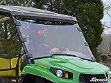 2017 John Deere Gator XUV 590i Scratch Resistant Full Windshield by Super ATV WS-JD-XUV-70
