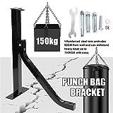 DOCYKE Punching Bag Bracket Wall Mount Heavy