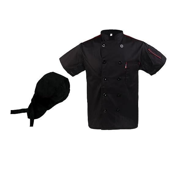 Baoblade Sombrero con Chaleco de Chef Cocinero Busto de Encaje ...