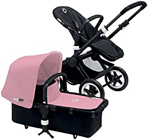 Amazon.com : Bugaboo Buffalo Complete Stroller - Soft Pink