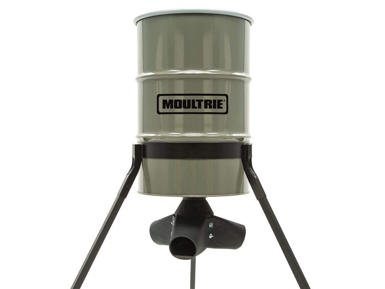 Moultrie 55-Gallon Gravity Tripod Feeder