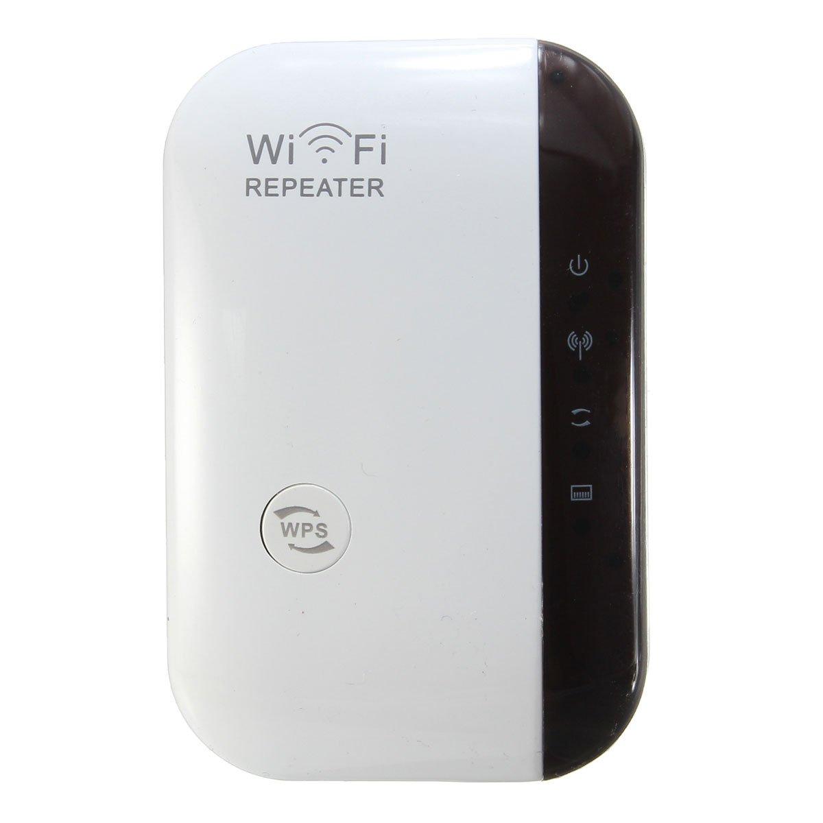 MECO 300M Wireless Wifi Router Signal Extender: Amazon.de ...
