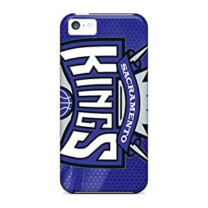 High Quality Sacramento Kings Cases For Iphone 5c / Perfect Cases