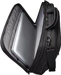 Case Logic 17-Inch Security Friendly Laptop Case (ZLCS-217)