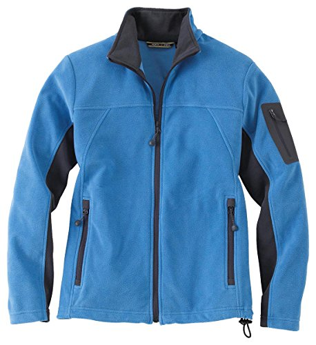 Ladies North End - Ash City - North End North End Ladies Microfleece Jacket, Large, Lake Blue 800
