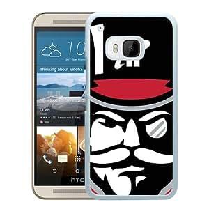 NCAA Austin Peay Governors 4 White Popular Custom Design HTC ONE M9 Phone Case