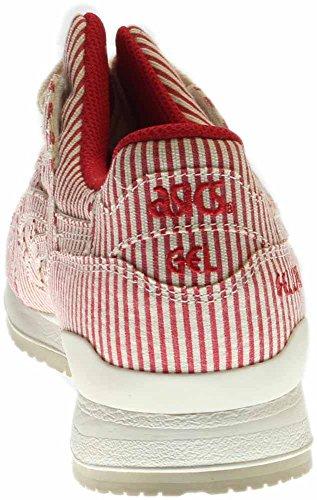 ASICS Herren GEL-Lyte III Retro Sneaker Klassisches Rot / Klassisches Rot