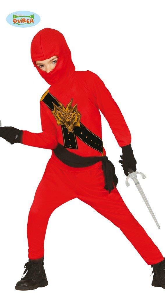 Guirca 85708 - Ninja Infantil Talla 5-6 Años: Amazon.es ...