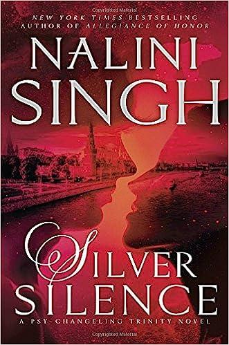 Nalini Singh - Silver Silence Audiobook