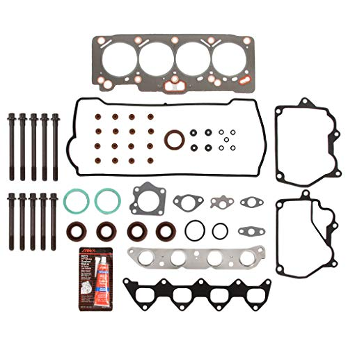 Evergreen HSHB2026 Cylinder Head Gasket Set Head Bolt ()