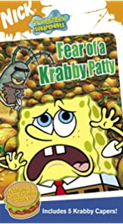 Spongebob Halloween Vhs