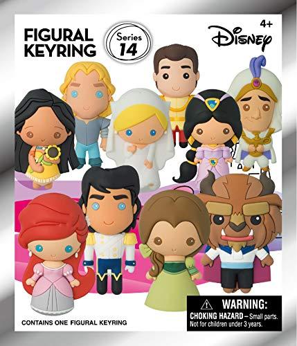 Disney Series 14 - 3D Foam Key Ring Blind Bag Collectible Keyring