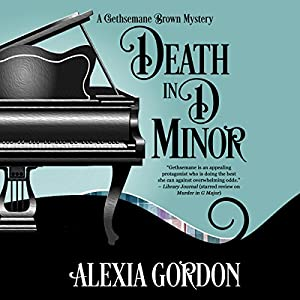 Death in D Minor Audiobook