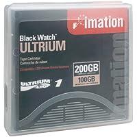 LTO Ultrium 100/200GB Cart with case