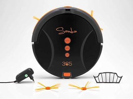 Top SHOP Newlux Robot aspiradora Samba 365 automático inteligente ...