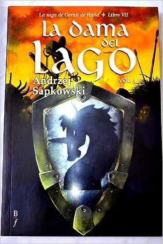 La dama del lago 1: La saga de Geralt de Rivia. Libro VII: Amazon ...