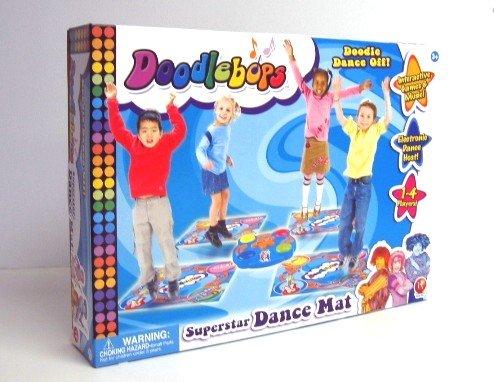 Doodlebops Dance Mat
