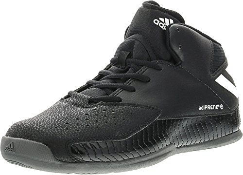 ac655b4783e4 adidas Next Level Speed V Shoe Men s Basketball 9.5 Black-White-Solid Grey  - Buy Online in UAE.