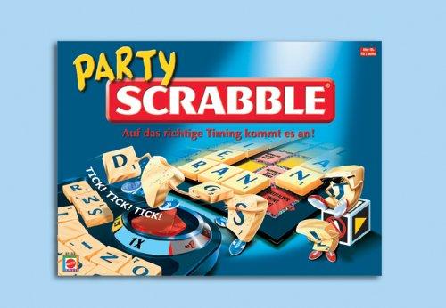 Mattel - Party Scrabble