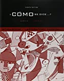 Como Se Dice (Workbook/Lab Manual)