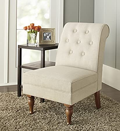 Brilliant Amazon Com Better Home And Gardens New Colette Tufted Ocoug Best Dining Table And Chair Ideas Images Ocougorg