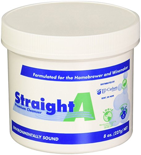 Straight Grain (Straight-A Premium Cleanser- 8 oz.)