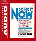 Procrastination at one time or another has plagued most people...and for many, it's a hurdle faced all too often. In this comprehensive program, Edwin Bliss helps address this crippling problem that cannot be put off any longer. Explaining th...
