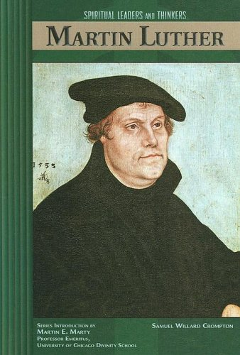Read Online Martin Luther (Spiritual Leaders and Thinkers) ebook