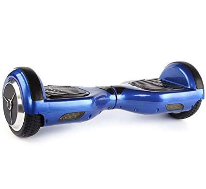 Amazoncom Hoverboard Skateboard Bots Blue Safe Light Smart Two