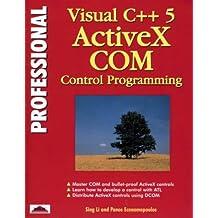 Professional Visual C++ 5 Activex/Com Control Programming