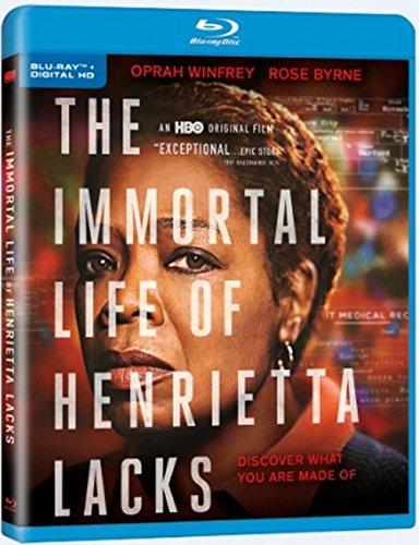 Blu-ray : The Immortal Life of Henrietta Lacks (Ultraviolet Digital Copy, Full Frame, Digitally Mastered in HD, Eco Amaray Case, Dolby)