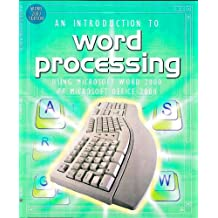 Word Processing Word 2000