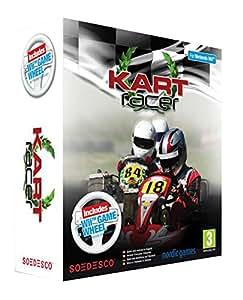 Kart Racer + Volante Para Mando Wii