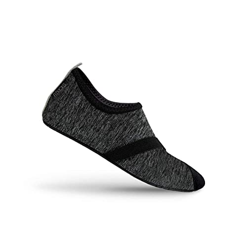 dd7ebd679c27 FitKicks Live Well Women's Foldable Active Lifestyle Minimalist Footwear  Barefoot Yoga Water Everyday Shoes