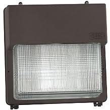 Hubbell Lighting Outdoor PGM3-250P-18-BZ-L 1 Light 250 Watt HID Outdoor Perimeter Wall Light - Bulb Included