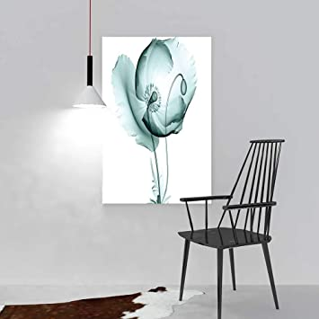L QN Malen Wohnzimmer Dekoration Rahmenlose Pflanzen Style Vision In X Ray  UV Print