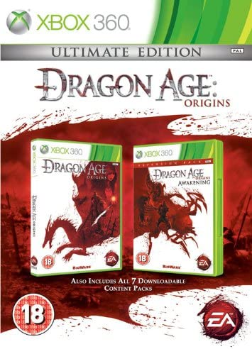 Dragon Age: Origins - Ultimate Edition (Xbox 360) [Importación inglesa]: Amazon.es: Videojuegos