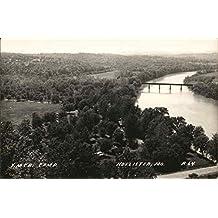 Y.M.C.A. Camp Hollister, Missouri Original Vintage Postcard