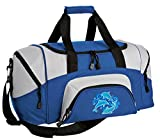 SMALL Dolphin Travel Bag Dolphins Gym Workout Bag