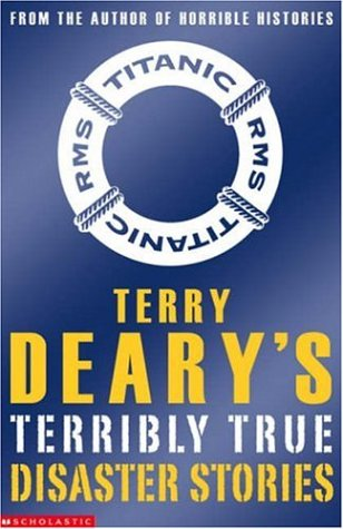 book cover of Terribly True Disaster Stories