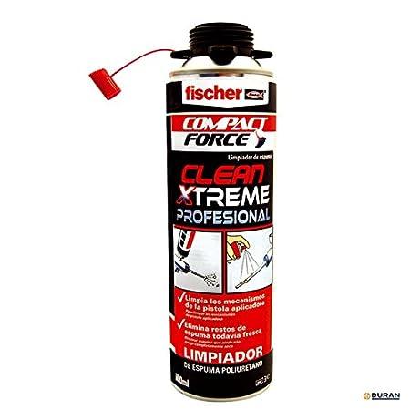 FISCHER 098882 - Limpiador espuma profesional: Amazon.es: Bricolaje y herramientas