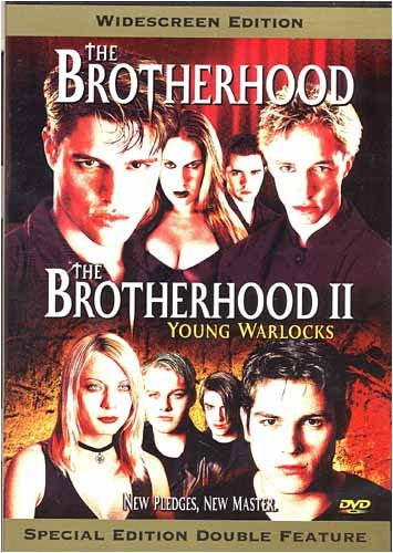 The Brotherhood / The Brotherhood 2 - Young Warlocks