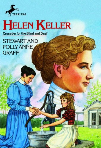 Helen Keller (Young Yearling Book)