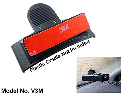 Noa Store NEW Permanent Windshield Mount For The Valentine, V1 Radar Detector ()