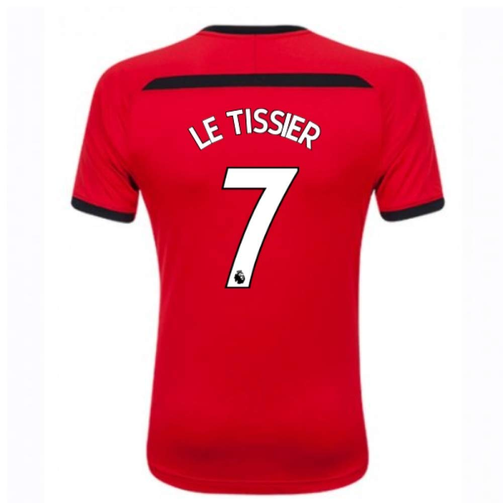2018-2019 Southampton Home Football Soccer T-Shirt Trikot (Matt Le Tissier 7)