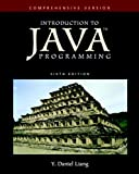Introduction to Java Programming, Y. Daniel Liang, 0132221586