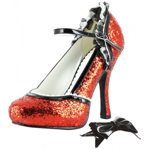 Lacey-453 Adult Shoes Red - Size 9 ezYsF