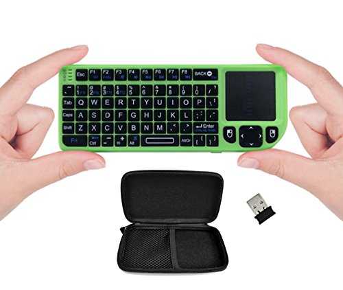 FAVI Wireless Keyboard Touchpad Pointer product image